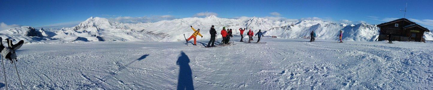 Dimanche ski